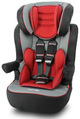 Fotelik Nania I-max Luxe Isofix Red