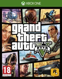 Grand Theft Auto V GTA 5 PL (Xbox One)