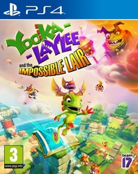 Yooka-Laylee and the Impossible Lair + Bonus (PS4)