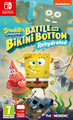 Spongebob SquarePants: Battle for Bikini Bottom - Rehydrated PL (NS)