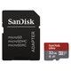 SanDisk Karta Micro SD 32GB Ultra (MicroSDHC) 98MB/s C10, A1 UHS_I + SD Adapter Foto