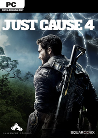 Just Cause 4 PL (PC)