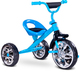 Caretero Toyz Rowerek 3-Kołowy York Blue