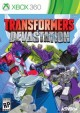 Transformers: Devastation (X360)