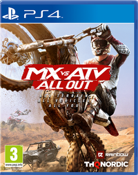 MX vs ATV All Out (PS4)