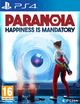 PARANOIA Happiness is Mandatory (PS4)