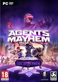Agents of Mayhem + DLC (PC)