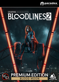 Vampire: The Masquerade - Bloodlines 2 Blood Moon Edition (PC) (klucz STEAM)