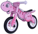 Milly Mally Rowerek Biegowy Dino Mini Pink 2444