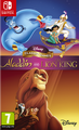 Disney Classic Games: Aladdin And The Lion King (NS)