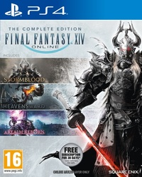 Final Fantasy XIV Online Complete Collection (PS4)