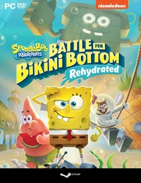 DIGITAL Spongebob SquarePants: Battle for Bikini Bottom - Rehydrated PL (PC) (klucz STEAM)