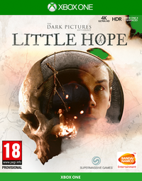 The Dark Pictures - Little Hope (Xbox One)