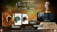 The Dark Pictures Anthology (Man of Medan & Little Hope) Limited Edition + Bonus (PS4)