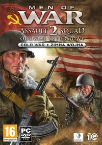 Men of War: Assault Squad 2 - Cold War Zimna Wojna (PC)