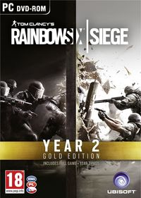 Tom Clancy's Rainbow Six SIEGE + Season Pass 2 Złota Edycja (PC)