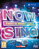 Now Sing 2017 - 2 mikrofony (PS4)