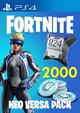 Fortnite Neo Versa + 2000 V-bucks (PS4) (klucz PSN)