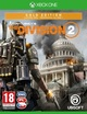 Tom Clancys The Division 2 Gold Edition (Xbox One)