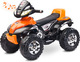 Caretero Toyz Quad Cuatro Orange Kurier Gratis