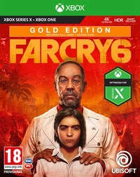 Far Cry 6 Gold Edition PL + Bonus (XO/XSX)