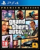 Grand Theft Auto V GTA 5 Premium Edition PL (PS4)