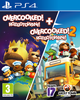 Overcooked + Overcooked 2 (PS4)
