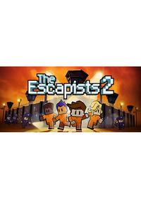 The Escapists 2 (PC/MAC/LX) DIGITAL (klucz STEAM)