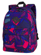 CoolPack Cross Plecak Szkolny 25L Crazy Pink Abstract 87636CP