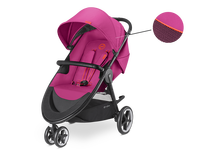 Cybex Agis M-Air3 Passion Pink