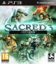 Sacred 3 (PS3) First Edition