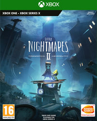 Little Nightmares 2 Collectors Edition PL (XO/XSX)