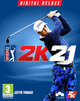 PGA TOUR 2K21 Digital Deluxe Edition (PC) (klucz STEAM