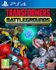 Transformers: Battlegrounds PL (PS4)