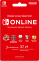 DIGITAL Nintendo - 90 Days Switch Online Membership - 32 zł (klucz NINTENDO eSHOP)
