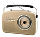 Retro radio Camry CR 1130 beige