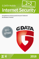 G Data Internet Security BOX 2+2 (2 PC + 2 Androidy) 20 m-cy