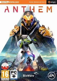 DIGITAL Anthem PL (PC) (klucz ORIGIN)