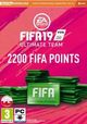 FIFA 19 Points - 2200 Punktów (PC)