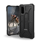 UAG Monarch - obudowa ochronna do Samsung Galaxy S20 (carbon fiber)