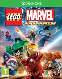 LEGO Marvel Super Heroes (Xbox One)