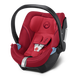 Cybex Aton 5 Rebel Red Kurier Gratis