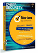 Norton Security Deluxe 3.0 PL (5 stanowisk, 1 rok) + Wifi Privacy BOX