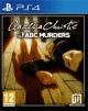 Agatha Christie The ABC MURDERS (PS4)