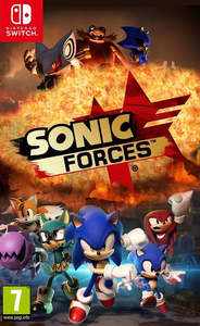 Sonic Forces PL (NS)