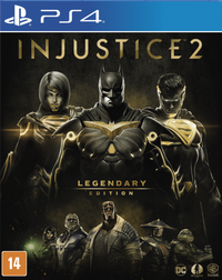 Injustice 2: Legendary Edition (GOTY) (PS4)