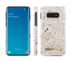 iDeal of Sweden – etui ochronne do Samsung Galaxy S10 E (Greige Terazzo)