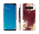 iDeal Of Sweden - etui ochronne do Samsung Galaxy S10 Plus (Golden Burgundy Marble)