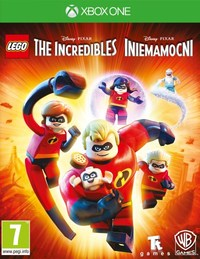 LEGO: Incredibles (Iniemamocni) (Xbox One)