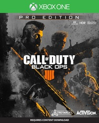Call of Duty: Black Ops 4 PL Pro Edition (Xbox One)